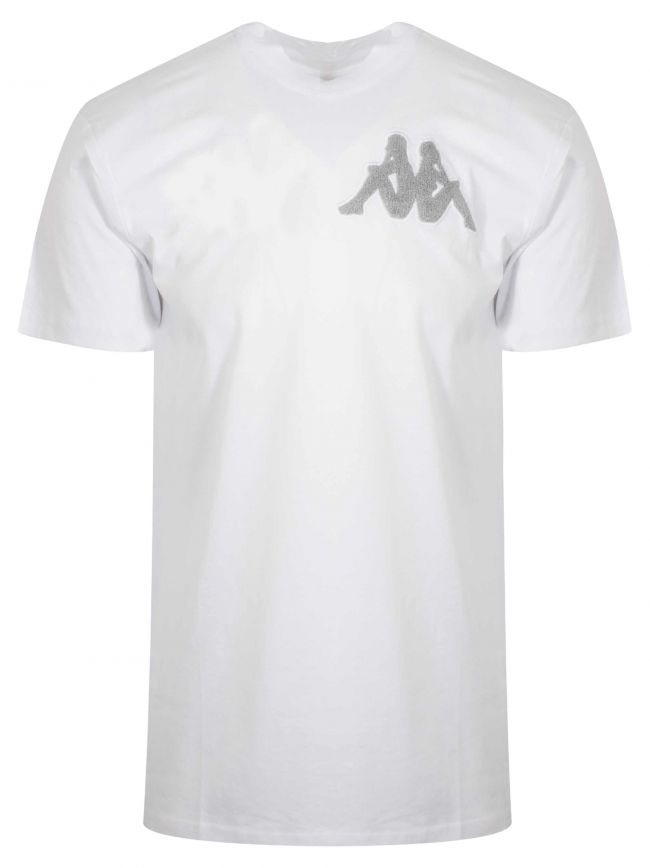 White Authentic Batir T-Shirt