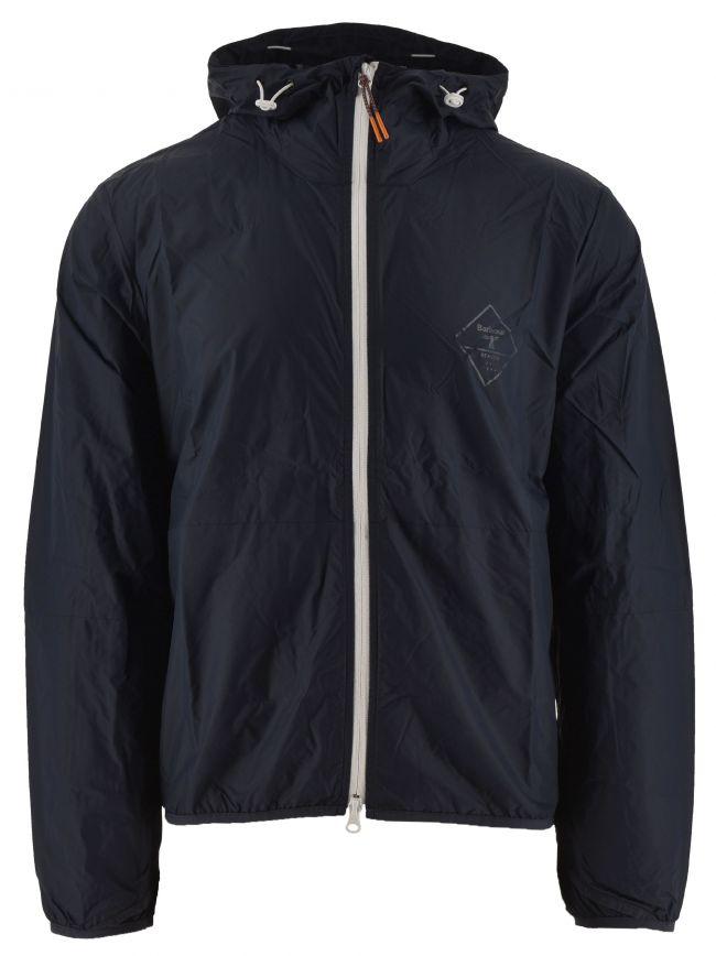 Navy Evin Casual Jacket