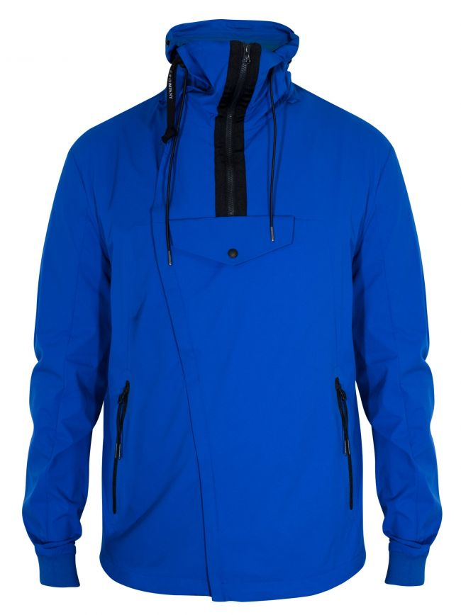 Dazzling Blue Lightweight Pro-Tek Goggle Jacket
