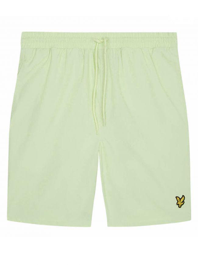 Sea Foam Green Swim Shorts