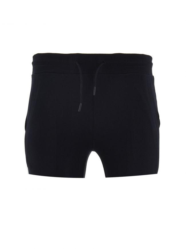 Antony Morato Kids Navy Fleece Logo Shorts