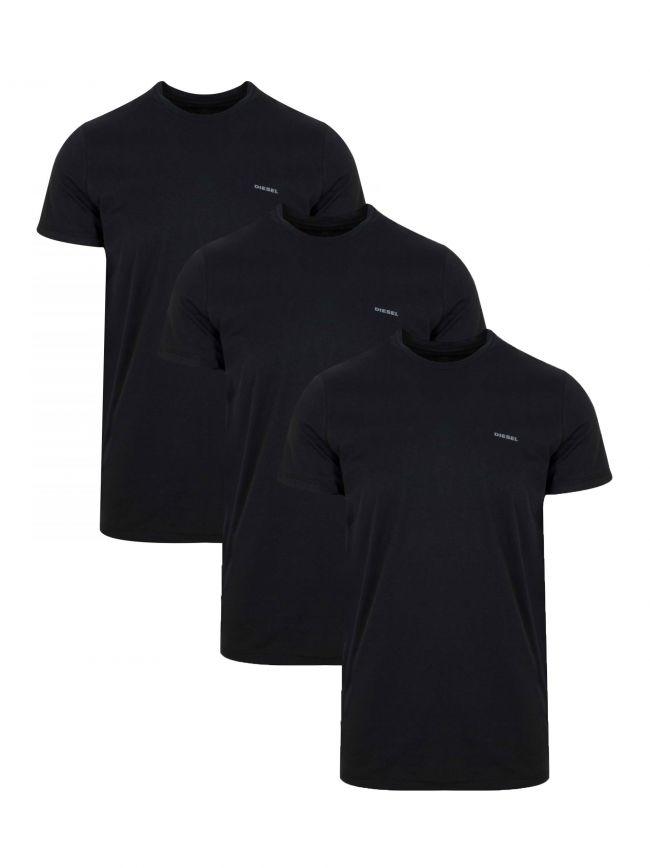 Black 3-Pack T-Shirt