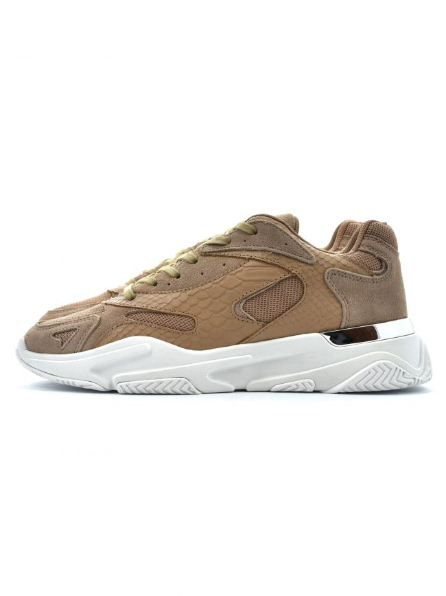 Sand Python Lurus Sneaker