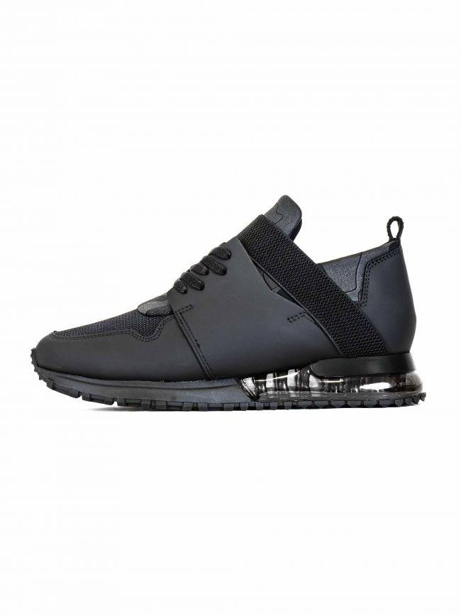 Black Camo Tech Elast Sneaker