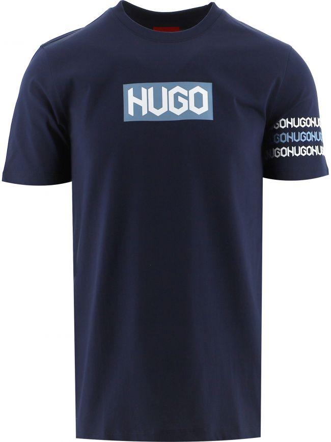 Navy Dake Sweatshirt