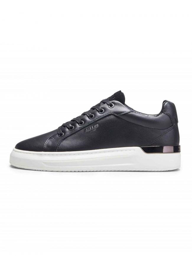 GRFTR Black Leather Sneaker