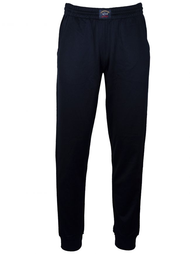 Navy Tapered Pant