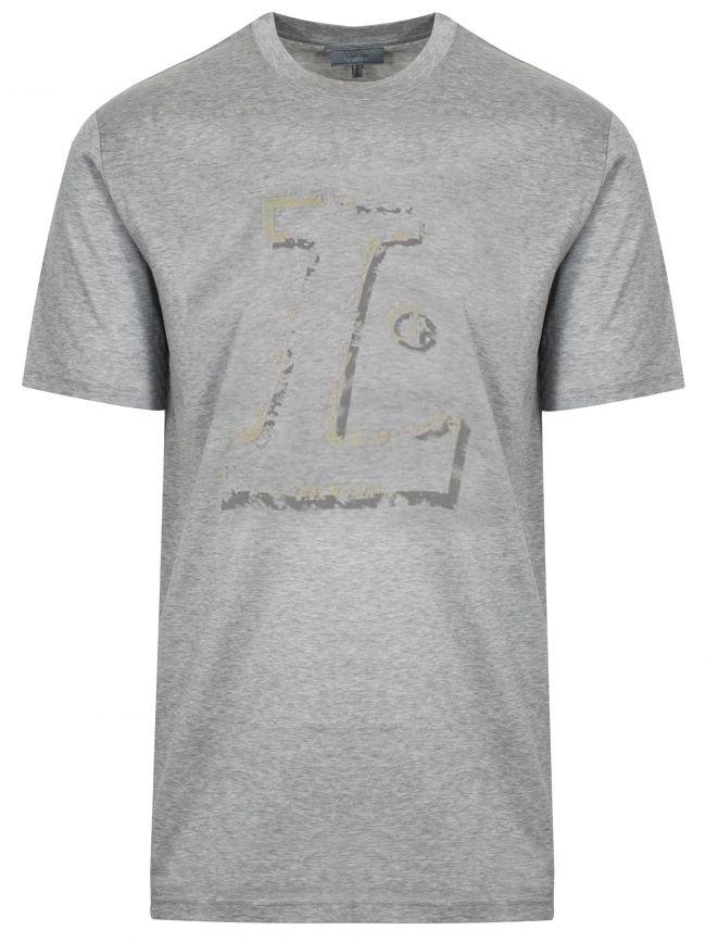 'L' Grey T-Shirt