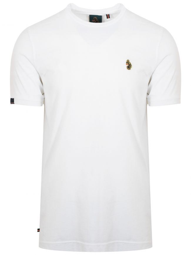 White Traffs Short-Sleeve T-Shirt