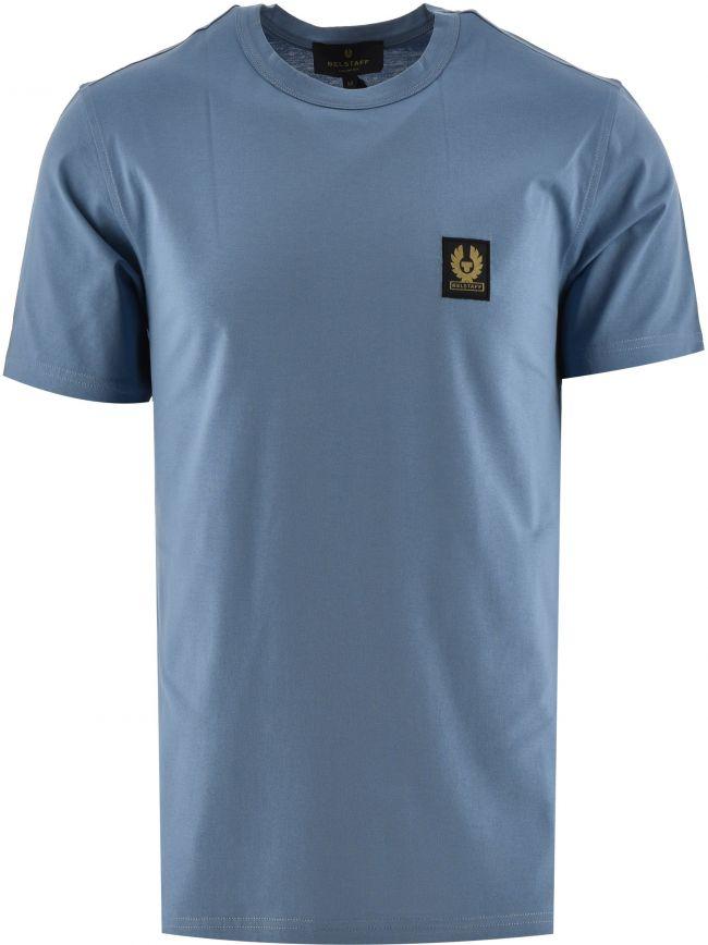 Blue Short Sleeved T-Shirt