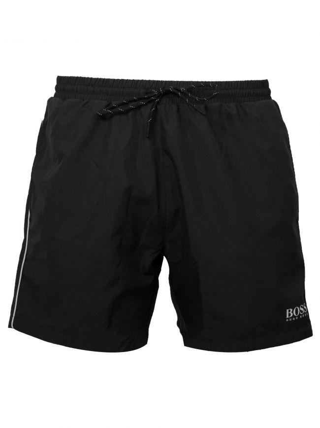 Black Starfish Swim Shorts