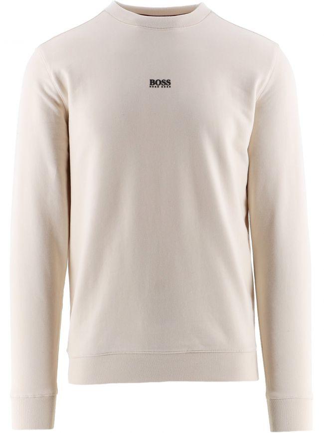 Cream Weevo 2 Sweatshirt