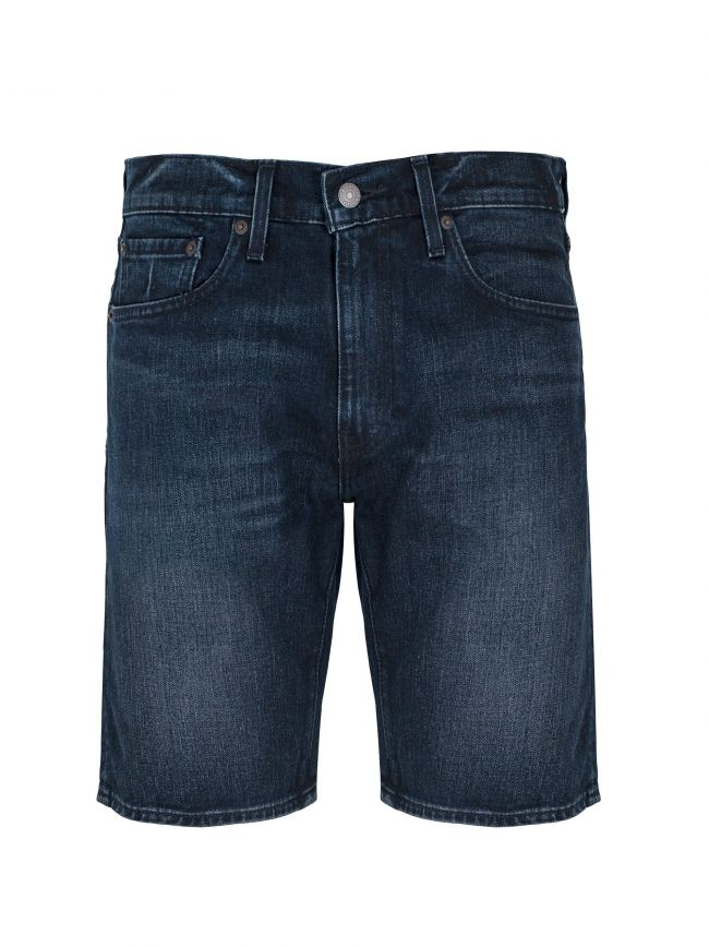502 Blue Denim Regular Taper Shorts