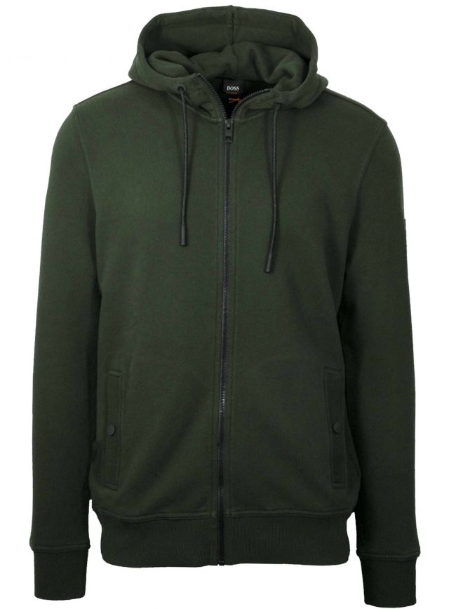 Open Green Zounds Hooded Sweatshirt