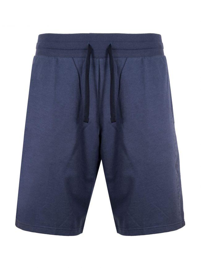 Navy Eagle Jersey Shorts