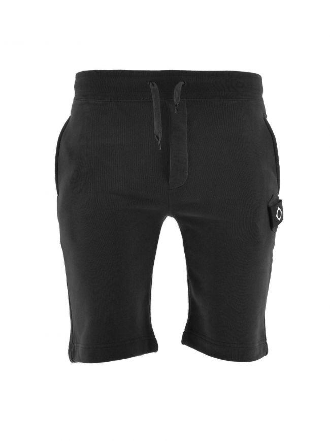 Black Core Sweat Short