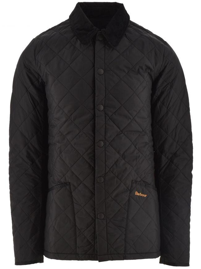 Black Heritage Liddesdale Quilt Jacket