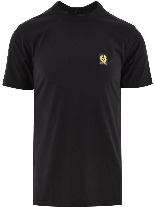 Black Short Sleeved T Shirt