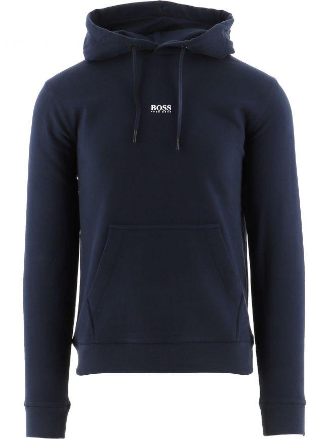 Blue Weedo 2 Hooded Sweatshirt