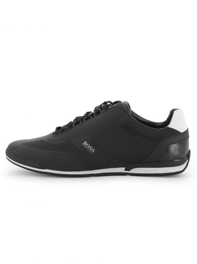Black Saturn Lowp Sneaker