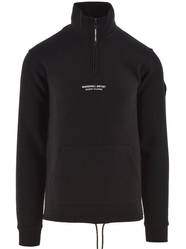 Black Siren Half Zip Sweatshirt