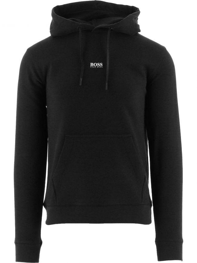 Black Weedo 2 Hooded Sweatshirt