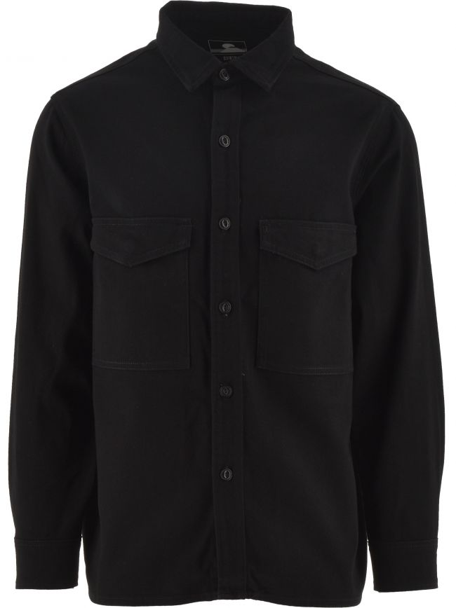 Black Big Shirt