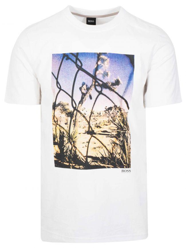 Teear 1 White T-Shirt