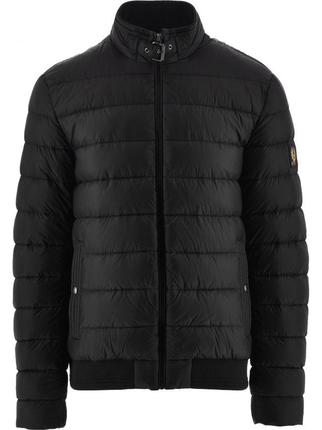 Black Circuit Jacket