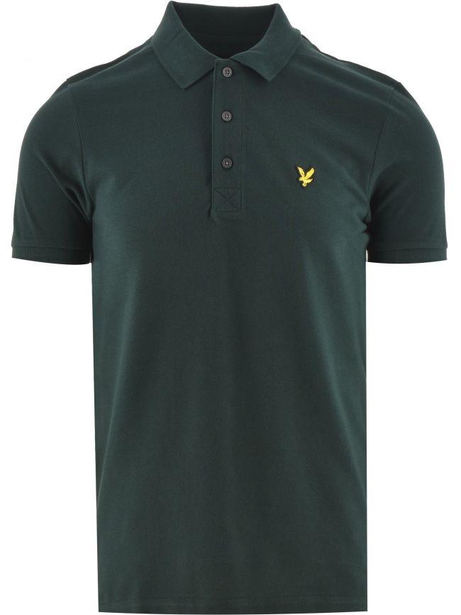 Jade Green Polo Shirt