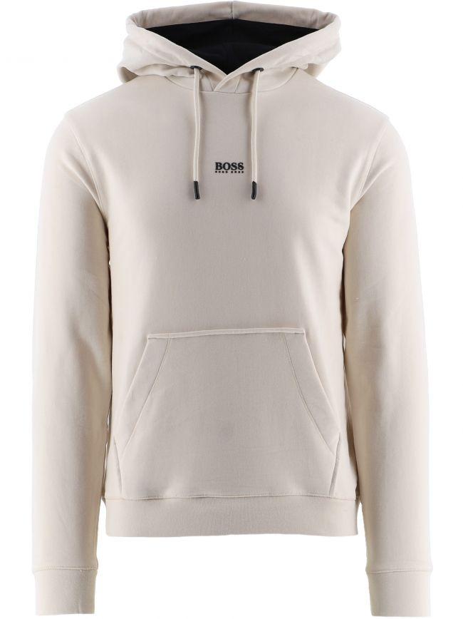 Cream Weedo 2 Hooded Sweatshirt