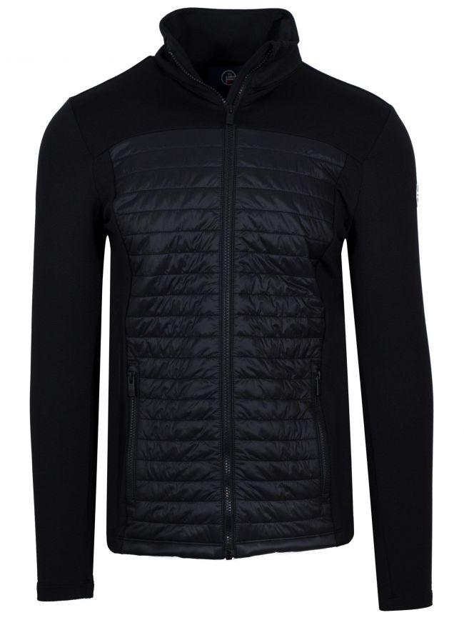Black 'Aspon' Lightweight Jacket