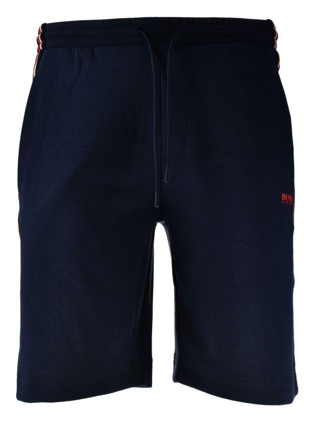 Navy Headlo 1 Cotton Shorts