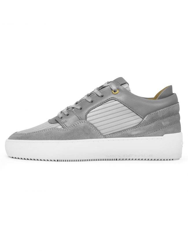 Grey Omega Low Sneaker