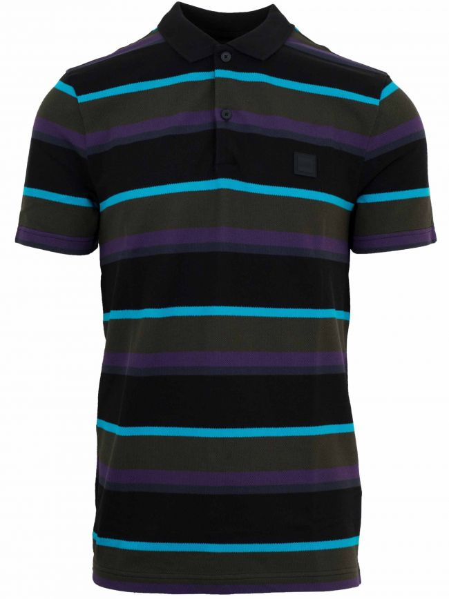 'PBlock' Colour Polo Shirt