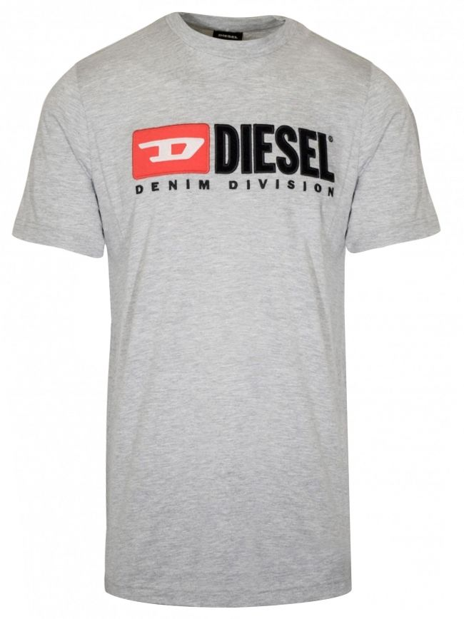 Grey Division Logo T-Shirt