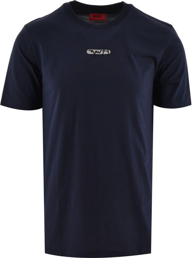 Navy Durned U211 T-Shirt
