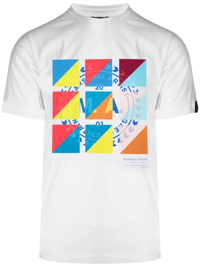 White Signal Logo T-Shirt