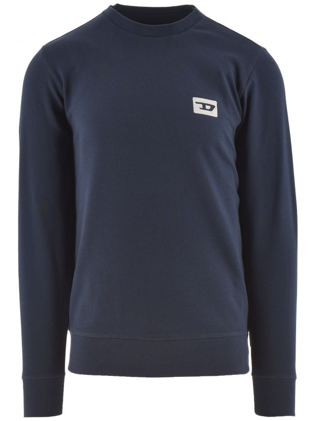 Navy Umlt Willy Sweatshirt