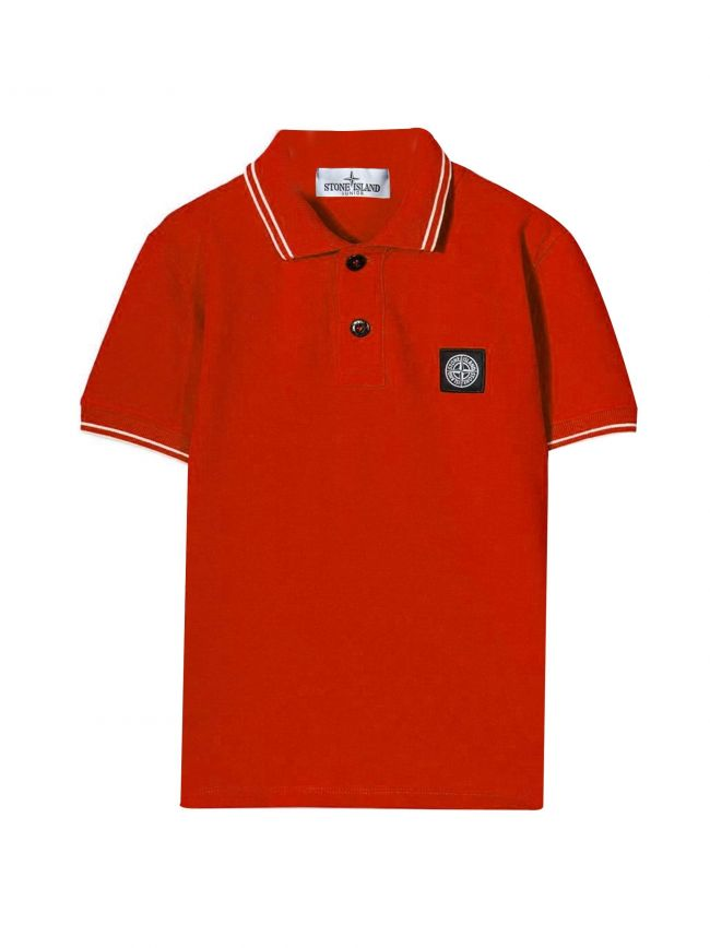 Blood Red Piquí© Polo Shirt