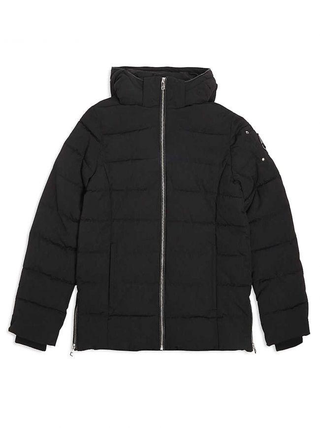 Black Unisex Puffa Jacket