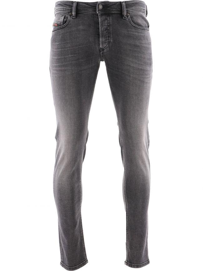 Grey Sleenker X 30 Leg Jean