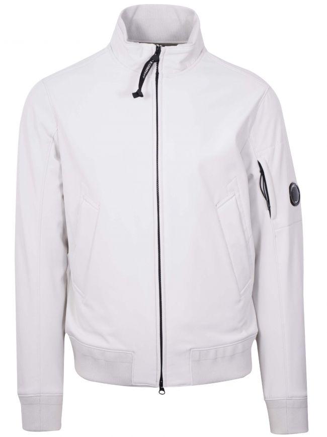 White Soft Shell Jacket