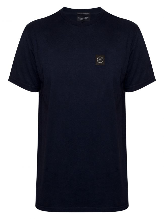 Navy Short Sleeve Siren T-Shirt