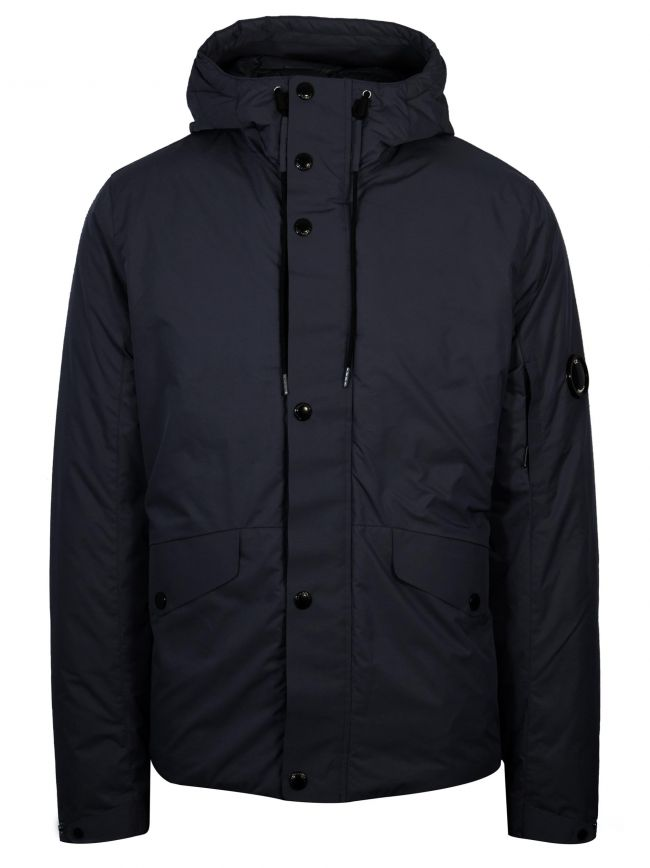 Navy Blue Micro-M Jacket
