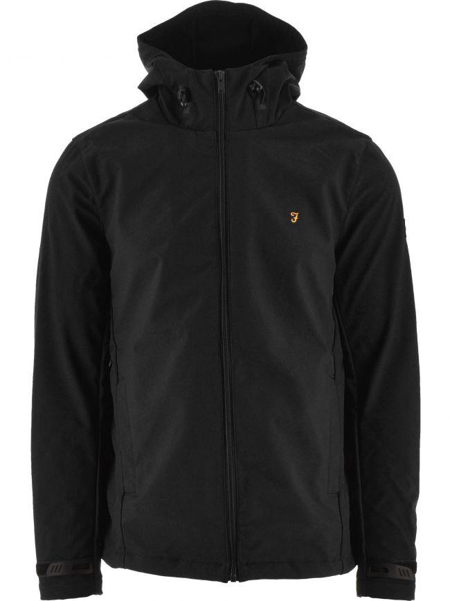 Black Bective Soft Shell Jacket