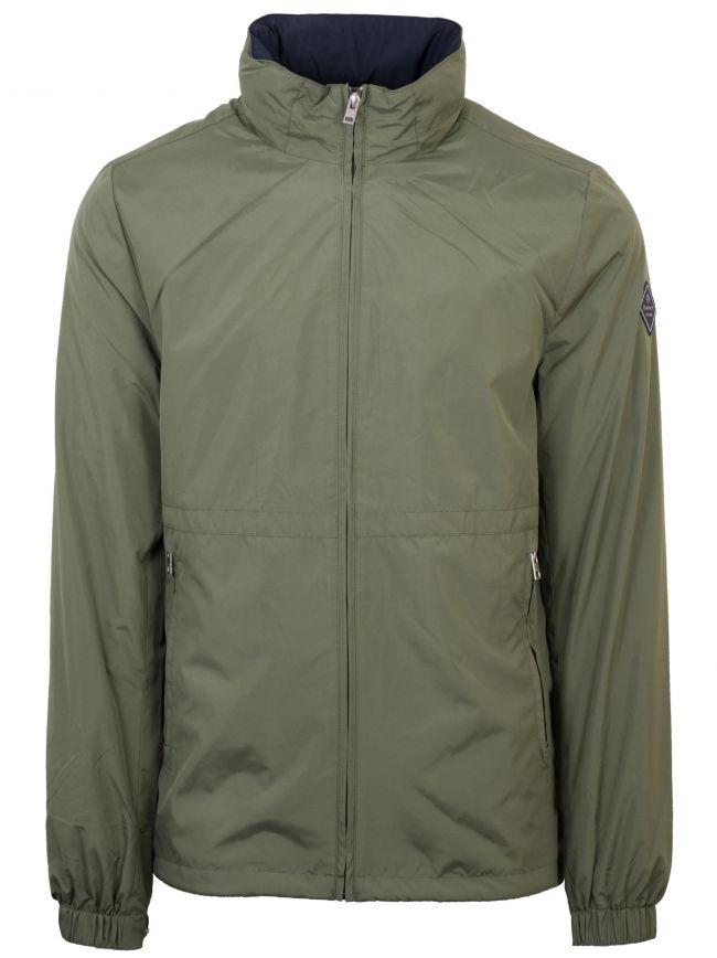 Four Leaf Green Windcheater Jacket