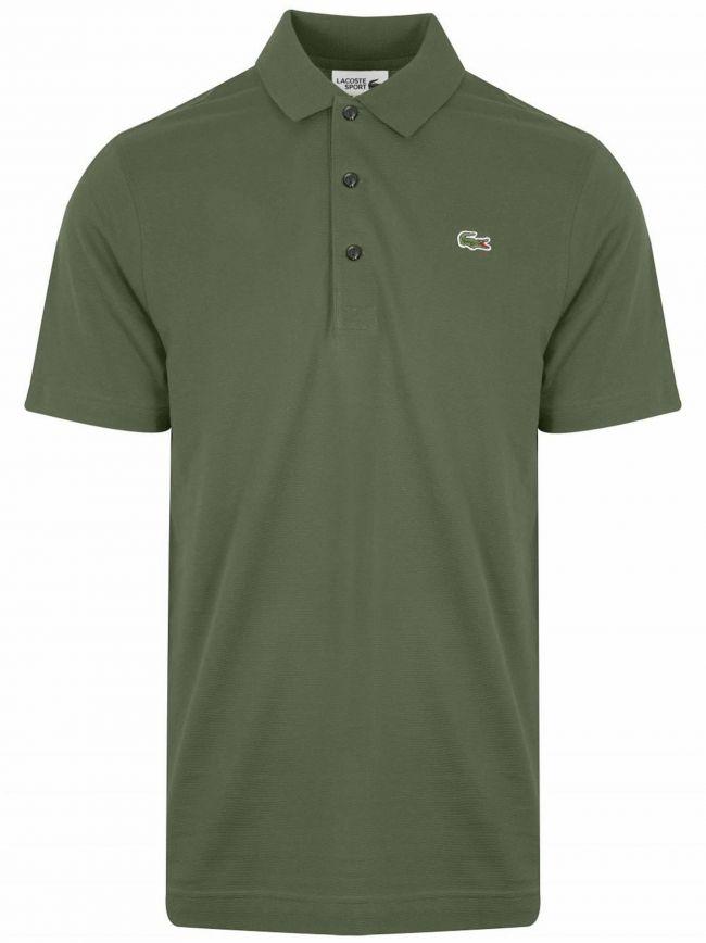 L1230 Khaki Green Polo Shirt
