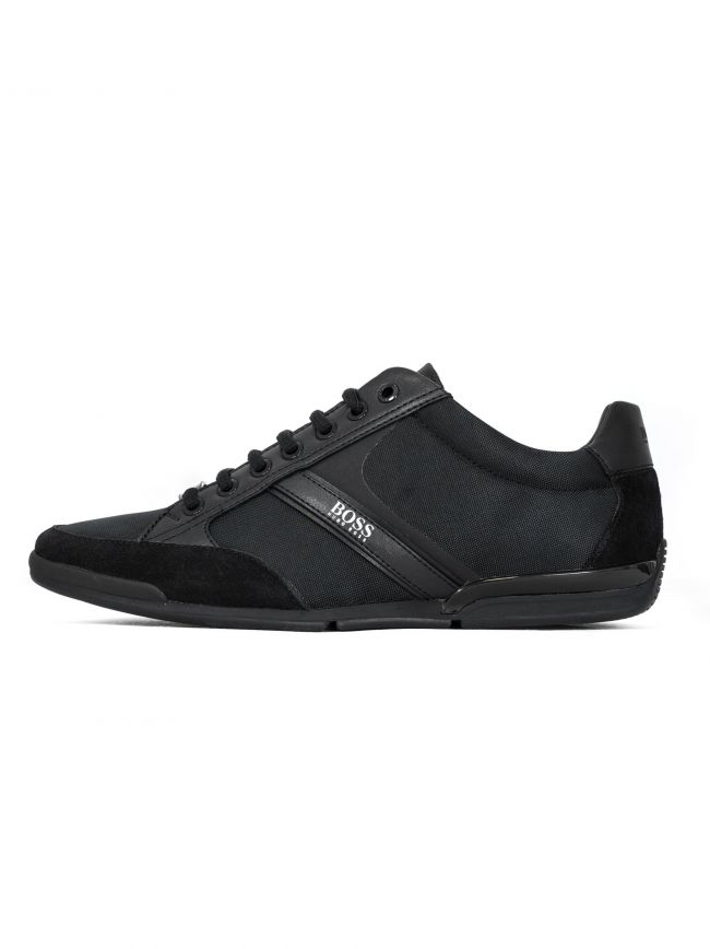Black Saturn Low Hybrid Trainer
