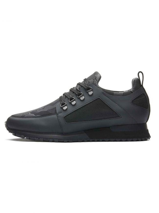 Black Camo BTLR Hiker Sneaker